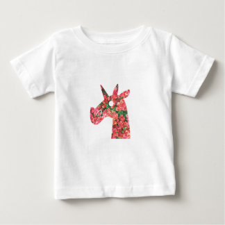 Bougainvillea Unicorn Baby T-Shirt