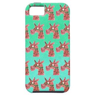 Bougainvillea Unicorn Case For The iPhone 5