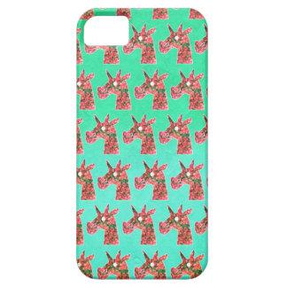 Bougainvillea Unicorn iPhone 5 Cover