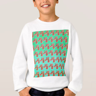 Bougainvillea Unicorn Sweatshirt