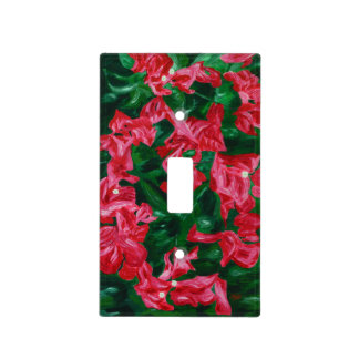 Bougainvilleas - an ode to nature, Light Switch