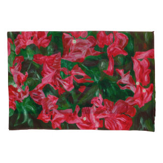 Bougainvilleas - an ode to nature, Pillowcases