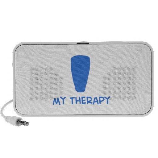 Bougarabou mes conceptions de thérapie haut-parleurs mobiles