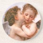 Bouguereau Angel Fine Art Coaster