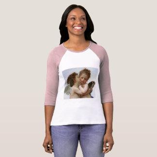 """Bouguereau, """"First kiss"""" T-Shirt"""