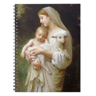 Bouguereau Innocence Notebook