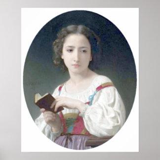 Bouguereau - Le Livre d'Heures Poster