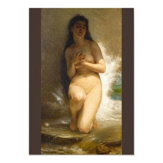 Bouguereau The Pearl Card