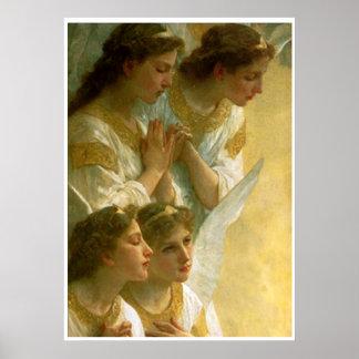 Bouguereau's Angels - Print