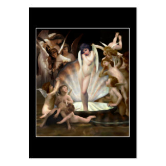 Bouguereau's Angels Surround Cupid Business Card Templates