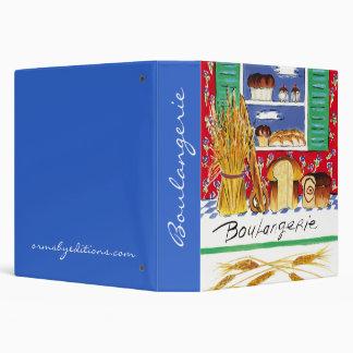 Boulangerie-baking binder