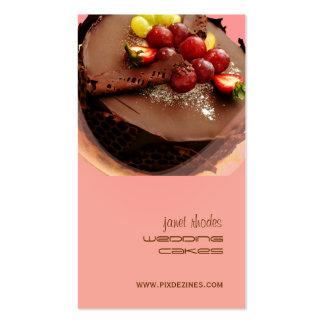 Boulangerie, cartes de visite de boulangers carte de visite standard