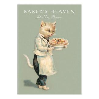 Boulangerie, chef de pâtisserie, Baker, Carte De Visite Grand Format