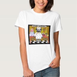 Boulangerie de carlin tee-shirt