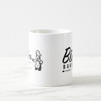 """Boulangerie """"essai de Bittle nos butées toriques"""" Mug Blanc"""