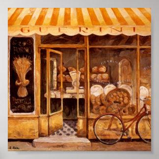 Boulangerie Guerini Enfourner (Italie) Atwork Orig