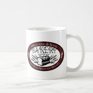Boulangerie Mug Blanc