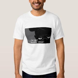 Boulangerie Ninja Tee-shirt