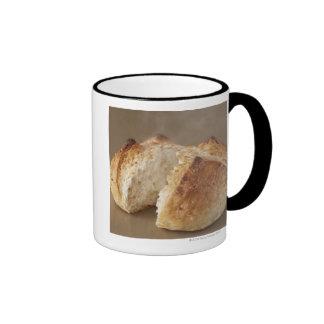 Boulangerie non polie de riz ? avec la vapeur mug ringer