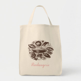 Boulangerie Organic Tote