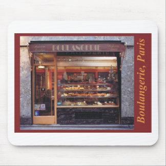 boulangerie Paris Mouse Pad