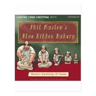 Boulangers Heirchachy de Maslows Cartes Postales