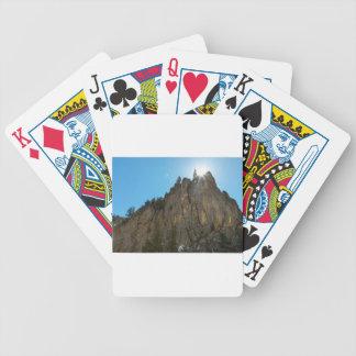 Boulder Canyon Narrows Pinnacle Bicycle Playing Cards