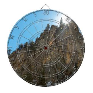 Boulder Canyon Narrows Pinnacle Dartboard
