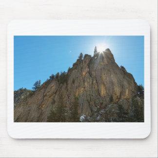 Boulder Canyon Narrows Pinnacle Mouse Pad