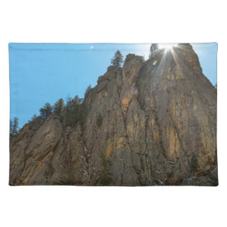 Boulder Canyon Narrows Pinnacle Placemat