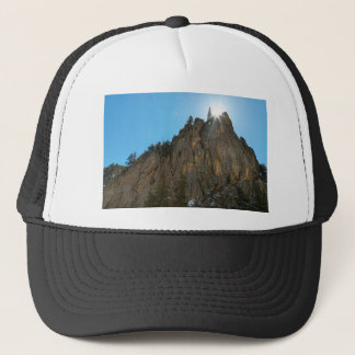Boulder Canyon Narrows Pinnacle Trucker Hat