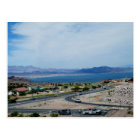 Boulder City and Lake Mead Postcard