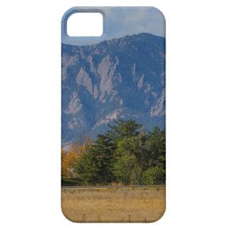 Boulder Colorado Autumn Flatiron Afternoon iPhone 5 Covers
