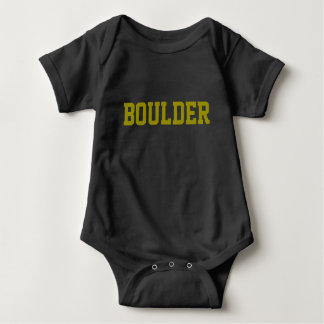 Boulder, Colorado Baby Bodysuit