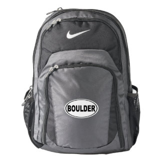 Boulder Colorado Backpack