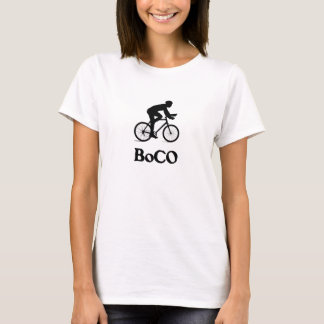 Boulder Colorado BoCo Cycling T-Shirt