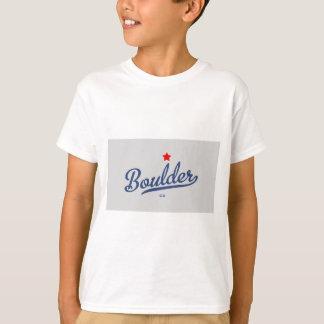 Boulder Colorado CO Shirt