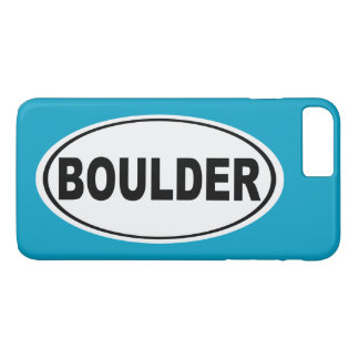 Boulder Colorado iPhone 8 Plus/7 Plus Case