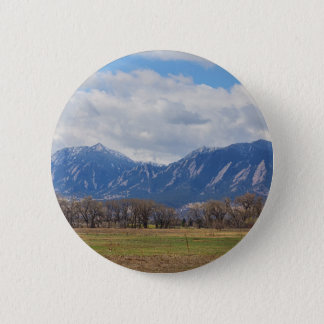 Boulder Colorado Prairie Dog View 2 Inch Round Button