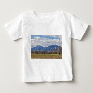 Boulder Colorado Prairie Dog View Baby T-Shirt