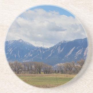 Boulder Colorado Prairie Dog View Coaster