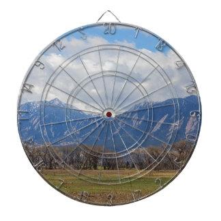 Boulder Colorado Prairie Dog View Dartboard