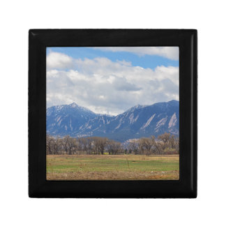 Boulder Colorado Prairie Dog View Gift Box
