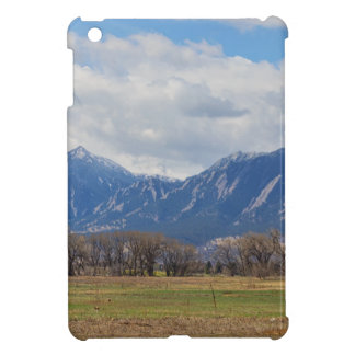 Boulder Colorado Prairie Dog View iPad Mini Case