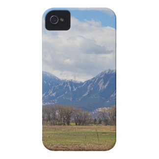 Boulder Colorado Prairie Dog View iPhone 4 Case-Mate Case