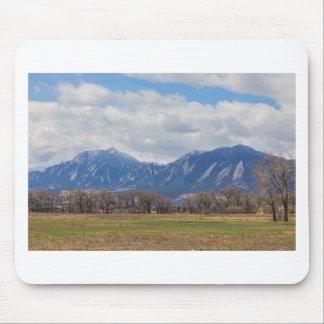 Boulder Colorado Prairie Dog View Mouse Pad