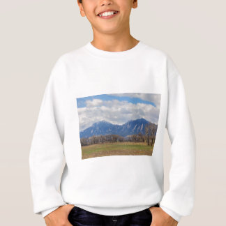 Boulder Colorado Prairie Dog View Sweatshirt