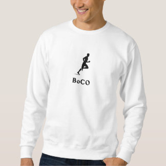 Boulder Colorado Running BoCo Sweatshirt
