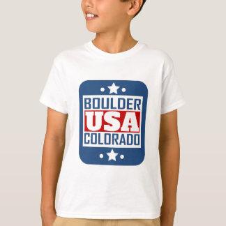 Boulder Colorado USA T-Shirt