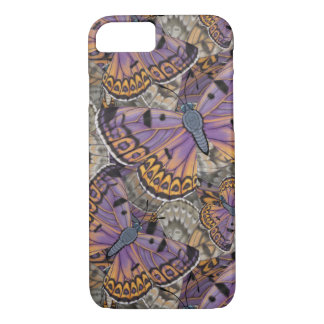 Boulder Copper Butterflies iPhone 7 Case